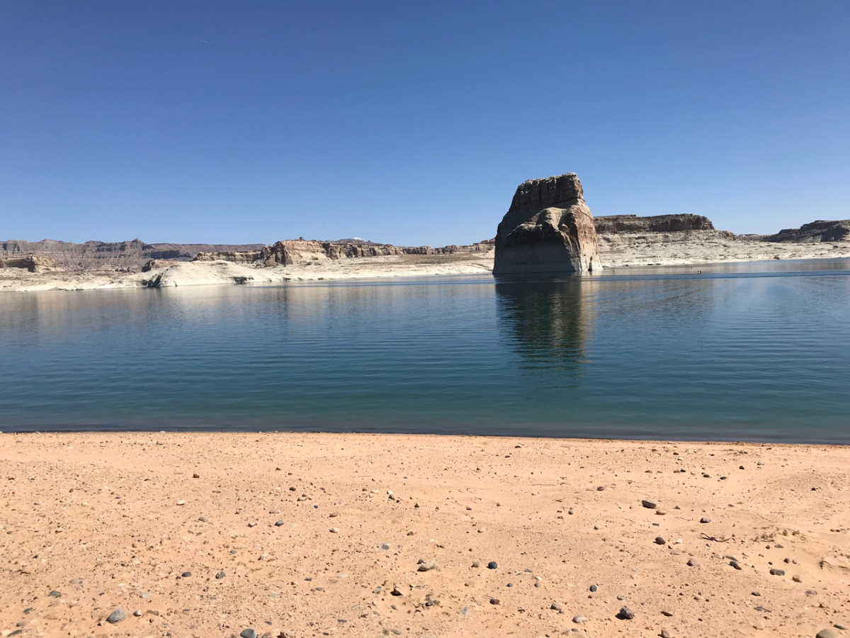 Day Trip to Page, AZ & Glen Canyon Dam